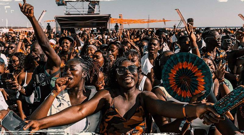 Afro Nation Portugal Festival