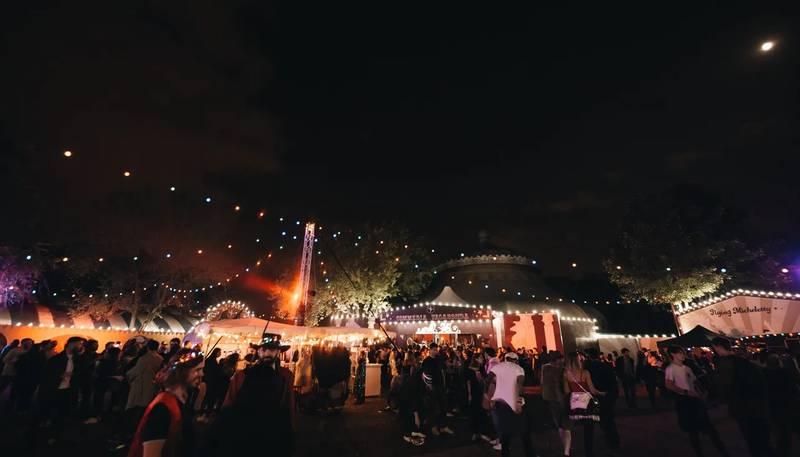 L'Extraordinaire Chapiteau de Madame Loyal Festival
