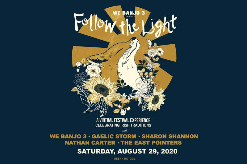 Follow The Light Virtual Music Festival Announced In Celebration Of Irish Traditions