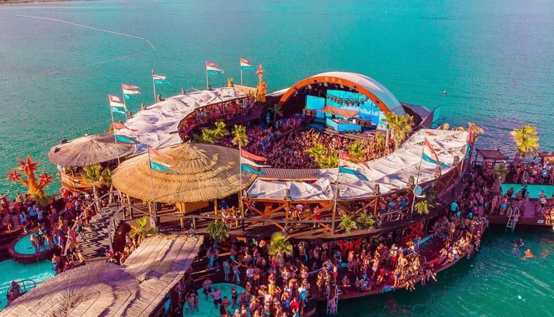 Amnesia 7-Day Ibiza Takeover in Croatia